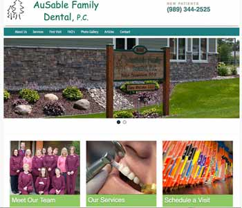 Ausable Family Dental