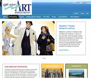 Glen Arbor Art Association