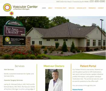 Vascular Center Northern Michigan
